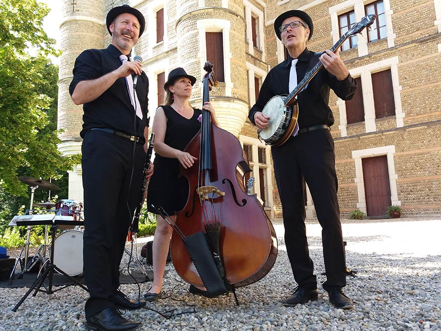 mariage group jazz band swing grneoble lyon annecy rhone alpes