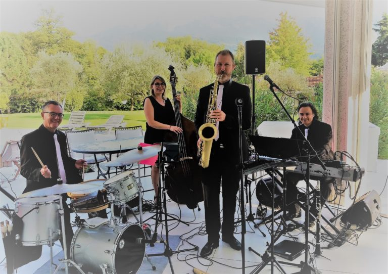 mariage groupe jazz grenoble annecy lyon chambéry genève animation anniversaire rhone alpes instrumental vocal