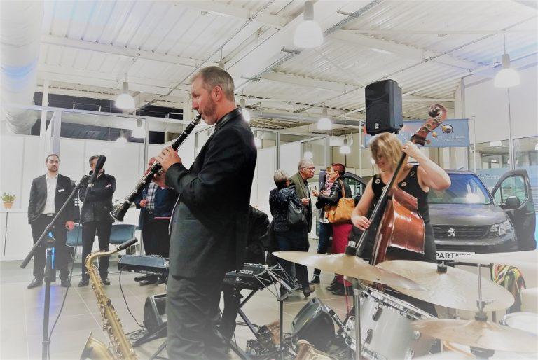 jazz swing spring 4tet