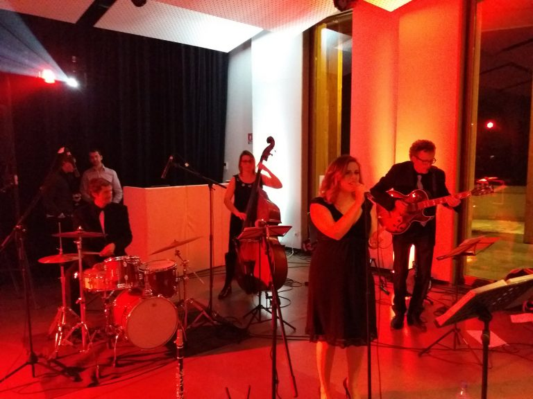 groupe jazz chanteuse grenoble annecy rhone alpes