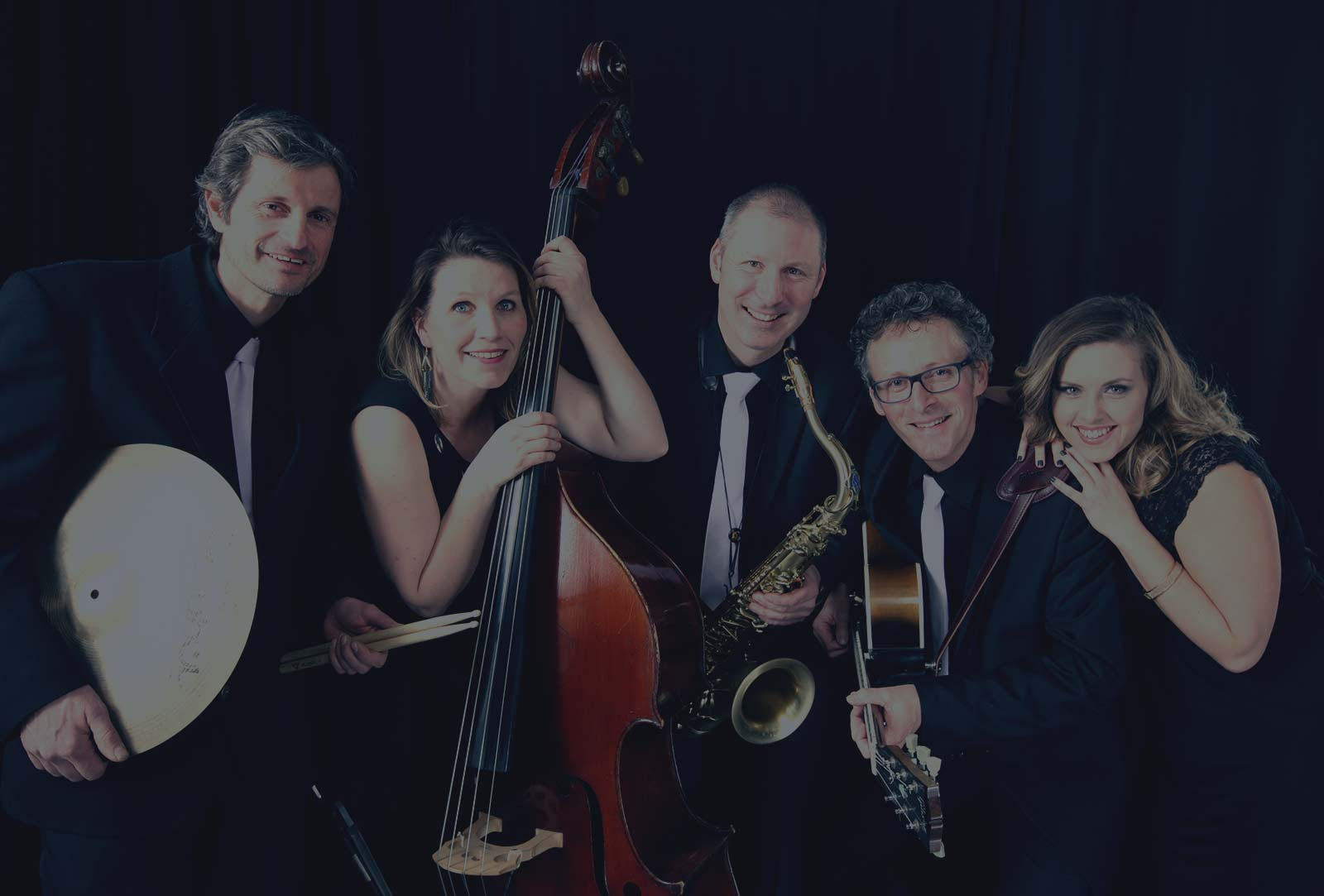 groupe jazz band animation mariage lyon grenoble annecy rhone alpes