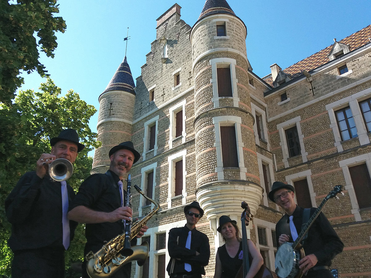 mariage animation groupe jazz grenoble annecy lyon chambéry genève animation anniversaire rhone alpes instrumental vocal