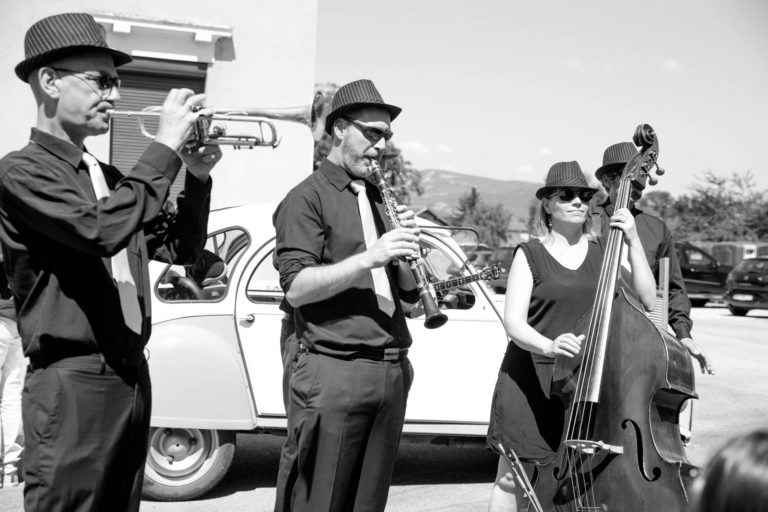 mariage groupe grenoble annecy jazz band fête mariage new orleans lyon annecy grenoble